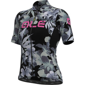 Alé Cycling Solid Bouquet SS Jersey Women, black
